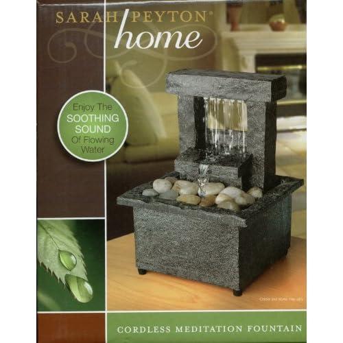 Amazon.com - Sarah Peyton Home - Cordless Meditation