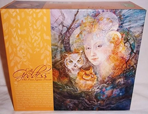 Ceaco Call of Goddess Fairy Dreams 550 Piece Jigsaw Puzzle