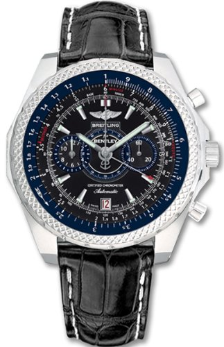 NEW BREITLING BENTLEY SUPER SPORTS MENS WATCH A2636416/BB66