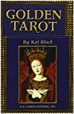 Golden Tarot Deck