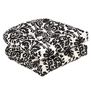 Amazon Pillow Perfect Indoor Outdoor Black Beige