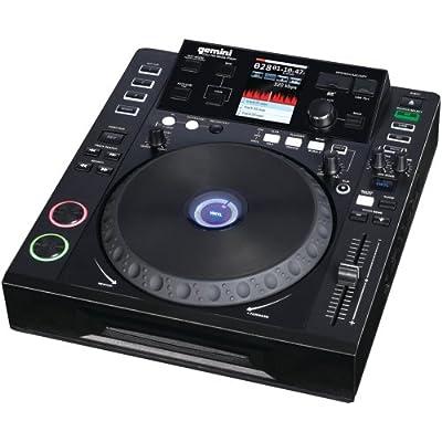 1 - Professional Media Controller, CD/USB/SD(TM) Card media player with MIDI & HID, AC 100/240V, 60/50Hz, CDJ-700