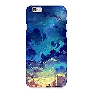 Cloud Art Back Case Cover for iPhone 6 6S