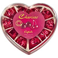 Cherries In Liqueur Box Cherises Belgian Chocolates Cupido Hamlet (Heart Shaped Box 125g)