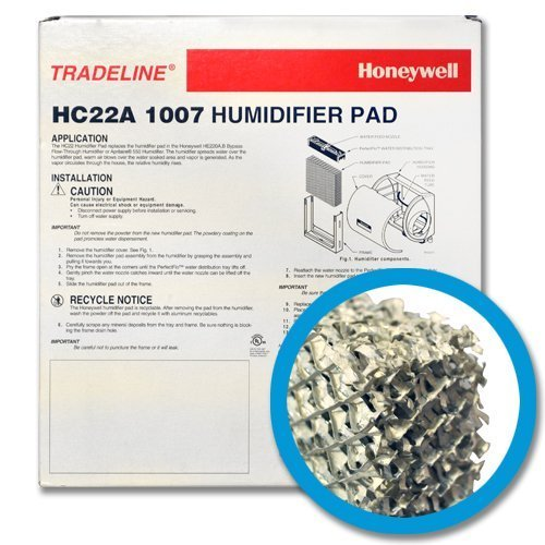 Honeywell HC22A 1007 Humidifier Pad, 2PK (Honeywell Water Pad compare prices)
