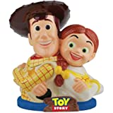 10.5 inch Woody And Jessie Toy Story Collectible Cartoon Cookie Jar