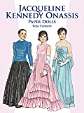 Jacqueline Kennedy Onassis Paper Dolls (Dover President Paper Dolls)
