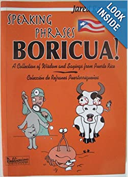How to speak puerto rican book