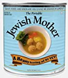 The Portable Jewish Mother: Guilt, Food, And... When Are You Giving Me Grandchildren (1598693417) by Rozakis, Laurie