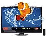 VIZIO M3D650SV 65-Inch Class Theater 3D Edge Lit Razor LED LCD HDTV with VIZIO Internet Apps (Black) (2012 Model)