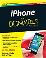 iPhone For Dummies, 9th Edition Front Cover