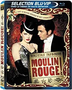 Moulin Rouge ! [Blu-ray]