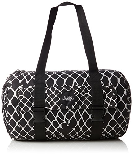 cheap-monday-unisex-adult-clasp-weekend-backpack-black