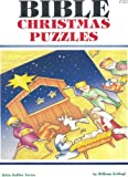 img - for Bible Christmas Puzzles book / textbook / text book