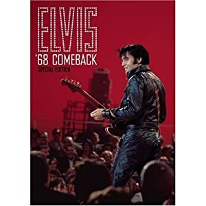 Elvis: '68 Comeback Special [DVD] [Import]