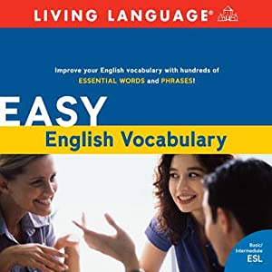 Easy English Vocabulary | [Living Language]