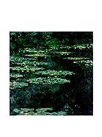 Especial Arte Lienzo Waterlilies2 Multicolor