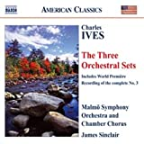 Ives: The Orchestral sets
