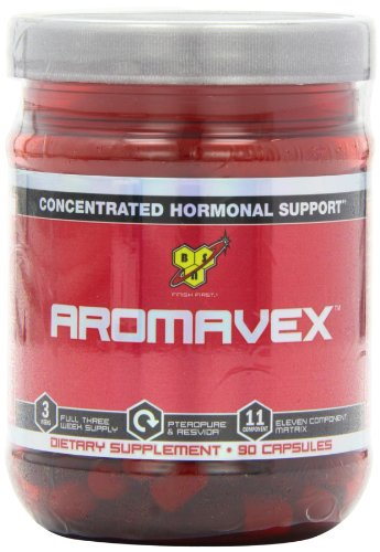 BSN  Aromavex Concentrated Hormonal Support, 90 Count