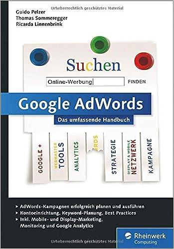 Google AdWords - Das umfassende Handbuch