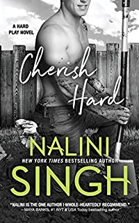 Book Cover: Cherish Hard