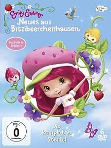 Emily Erdbeer - Die kompletten Geschichten aus Bitzibeerchenhausen [6 DVDs]