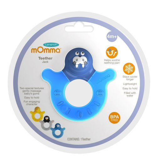 mOmma by Lansinoh Teether - Jack the Seal