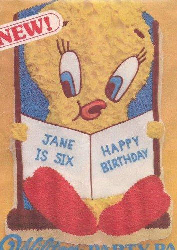 Wilton Cake Pan: Tweety Bird (502-7687, 1979) (Tweety Cake Pan compare prices)