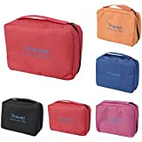Alcoa Prime 1Pc New Hot Travel Cosmetic Bag Wash Makeup Pouch Storage Cases Hanging Organizer Stock Offer
