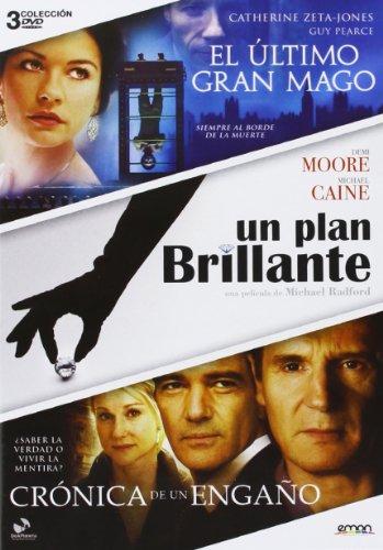 Pack: El Último Gran Mago + Crónica De Un Engaño + Un Plan Brillante [DVD]