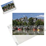 Photo Jigsaw Puzzle of Fishing harbour on River Rother, old town, Rye, East Sussex England, United from Robert Harding
