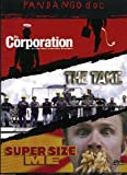 Super Size Me / The Take / The Corporation (3 Dvd)