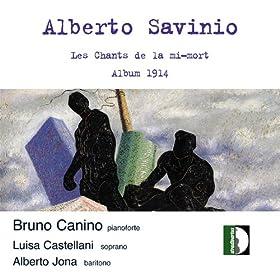 Album 1914: Mes poumons argentés