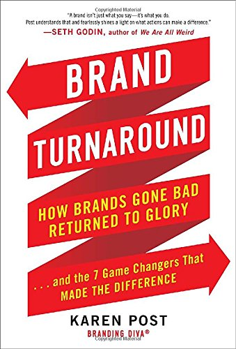 Brand Turnaround: How Brands Gone Bad Returned To Glory ...And The Seven Game Changers That Made The Difference