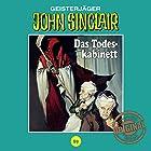 Das Todeskabinett (John Sinclair - Tonstudio Braun Klassiker 89) Hörspiel von Jason Dark Gesprochen von:  div.