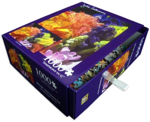 "Julie Satinover ""Symphony in G"" 1000 Piece Puzzle"