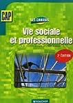 Vie sociale et professionnelle CAP (A...