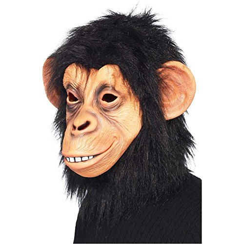Chimp Full Overhead Mask - One Size