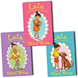 Hilary McKay Lulu 3 Books Collection Pack Set RRP: �14.97 (The Duck in the Park, Lulu and the Dog from the Sea, Lulu and the Cat in the Bag)by Hilary McKay