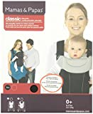 Mamas-Papas-Classic-Baby-Carrier-Black