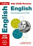 AQA GCSE Poetry Anthology: Power and...
