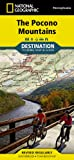 Pocono Mountains: DestinationMap (Travel & Touring Map) (Destinationmaps)