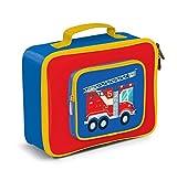 Crocodile Creek Fire Truck Pocket Lunchbox