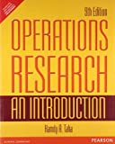 img - for Operations Research: An Introduction, 9th ed. book / textbook / text book