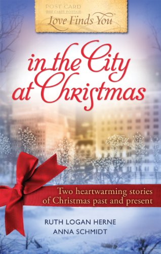 Image of Love Finds You in the City at Christmas (Holiday Two-in-One Edition)
