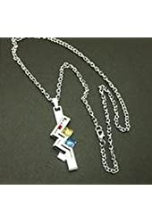 Final Fantasy Lightning necklace