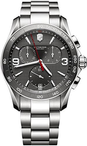 Victorinox Chrono Classic 241656 Mens Chronograph Classic & Simple