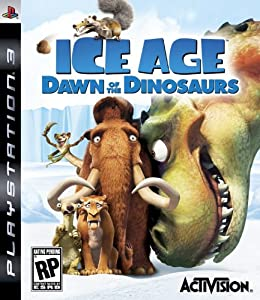 Ice Age: Dawn Of The Dinosaur - PlayStation 3 Standard Edition