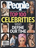 People Magazine Special: Top 100 Celebrities Who Define Our Time