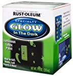Rust-Oleum 214945 Glow In The Dark 7-...